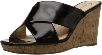 Jessica Simpson Women's SEENA Wedge Sandal