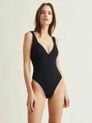 Skin Renata V Neck One Piece Swimsuit