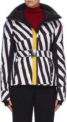 Rossignol x JCC 'Skifi' graphic print ski jacket