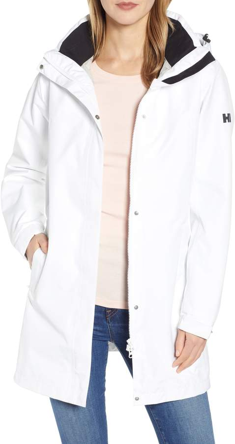 Aden` Helly Tech(R) Raincoat