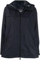 Duvetica water-resistant hooded jacket