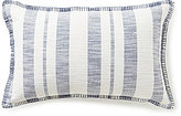Southern Living Lewis Textured Striped Pillow