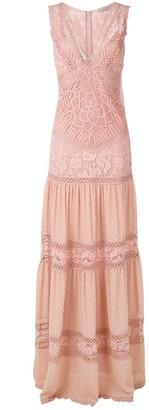 Martha Medeiros Yana lace tiered gown