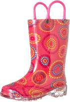 Western Chief Carnival Dots Light up Rain Boots