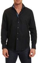 Robert Graham Men's 'Rialto' Classic Fit Jacquard Sport Shirt
