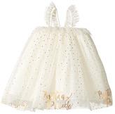 Mud Pie Birthday Princess Dress and Hat Set Girl's Dress