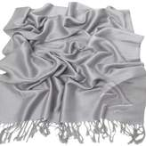 CJ Apparel Solid Color Design Nepalese Shawl Pashmina Scarf Seconds NEW