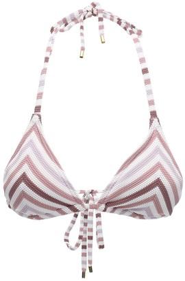 Peony Swimwear Parfait Triangle Bikini Top