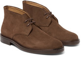 A.P.C. Suede Desert Boots