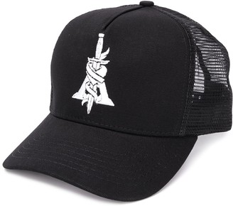 Amiri Embroidered Logo Baseball Cap