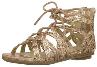 Kenneth Cole Reaction Girls' Bright Ghillie-t Flat