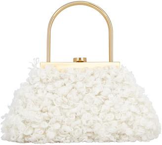 Cult Gaia Estelle Faux Lamb Shearling Bag