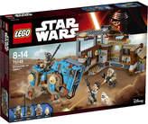 Lego Star wars encounter on jakku