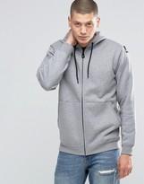 adidas EQT Zip Hoodie In Gray AY9229
