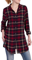 Jag Magnolia Plaid Long Sleeve Shirt