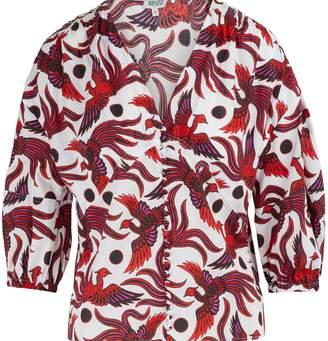 Kenzo Animal print top