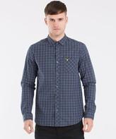 Lyle & Scott Long Sleeved Check Shirt