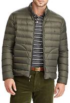 Polo Golf By Ralph Lauren Pack Down Fill Jacket, Forest Moss