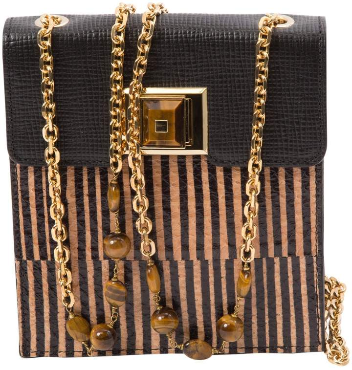 Andrew Gn Leather crossbody bag