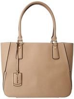 Calvin Klein Key Item SAF LT Tote (Nude) - Bags and Luggage