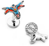 Asstd National Brand DC Comics Superman Action Cuff Links