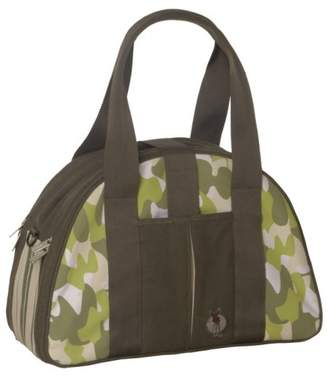 Lassig LSB202E Fashion Shoulder Bag - Camo, Colour: Olive