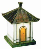 Lite Source Ln1638 Asian Themed Specialty Lamp From The Pagoda Collection T