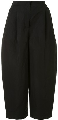 Dusan Egg cropped trousers