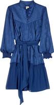 Zoe jacquard dress