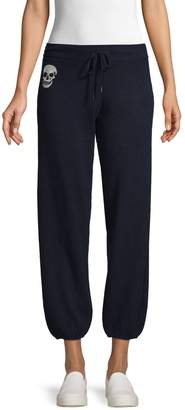 360 Cashmere Heathered Cashmere Sweatpants