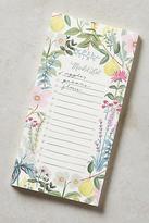 Rifle Paper Co. Spring Garden Market List