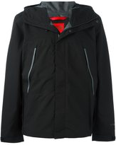 The North Face hooded jacket - men - Polyester/Spandex/Elastane - S