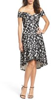 Aidan Mattox Women's Fit & Flare Dress