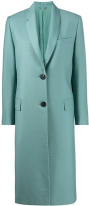 Fendi Tailored Overcoat