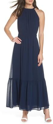 19 Cooper High Neck Maxi Dress