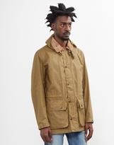 Barbour Binnacle Wax Jacket Tan