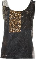 Mini Market Minimarket - 'Holli' tank top - women - Polyester - 34