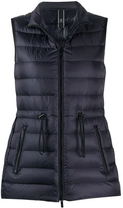 Hogan Zipped Padded Gilet