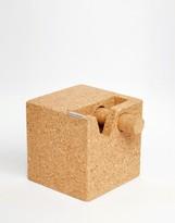 Gifts Cork Cube Tape Dispenser