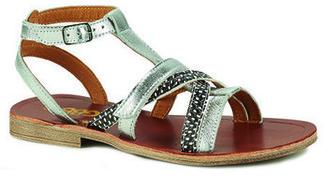 GBB JULIA girls's Sandals in Silver