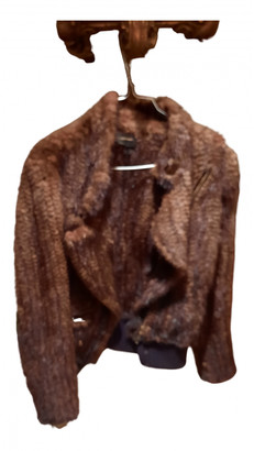 Ventcouvert Brown Mink Jackets