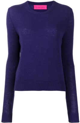 The Elder Statesman Fine Knit Jumper