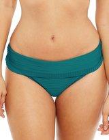 Panache Venice Fold-Over Bikini Swim Bottom, L