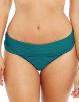 Panache Venice Fold-Over Bikini Swim Bottom, XL