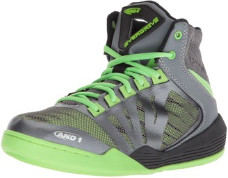 AND 1 Boys' Overdrive Shoe