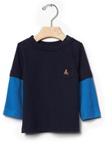 Gap 2-In-1 Pocket Tee