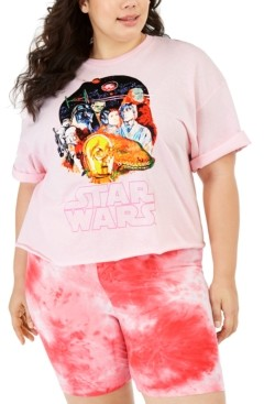 Mighty Fine Plus Size Star Wars T-Shirt