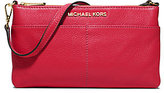 Michael Kors Bedford Large Leather Wristlet