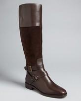 Joan & David Ankle Strap Riding Boots - Zadarah