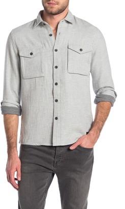 Civil Society Chambers Shirt Jacket